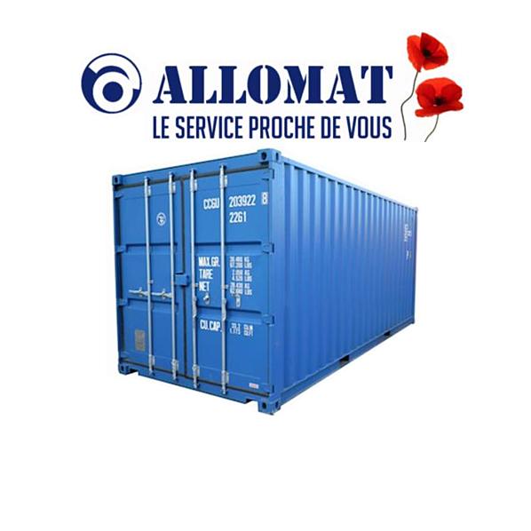 ALLOMAT Paris transport international