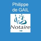 Maître DE GAIL PHILIPPE notaire