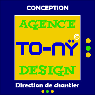 Agence To-Ny Design architecte et agréé en architecture