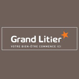 Grand Litier - Valenciennes literie (détail)