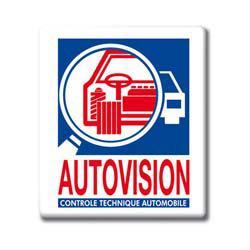 AUTOVISION PL Saint Nabord contrôle technique auto