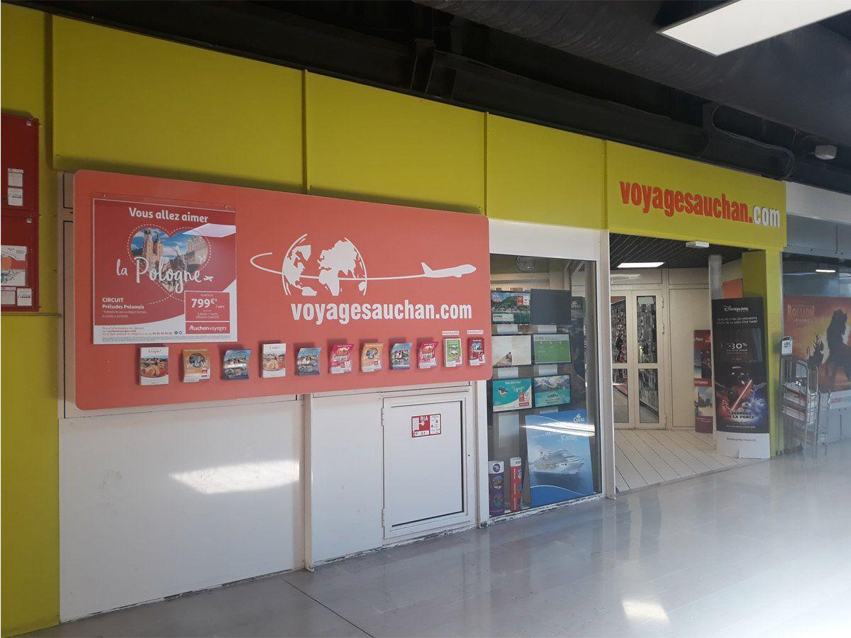 Agence Auchan Voyages A La Trinite 06340 Route De Laghet Adresse Horaires Telephone 118000 Fr