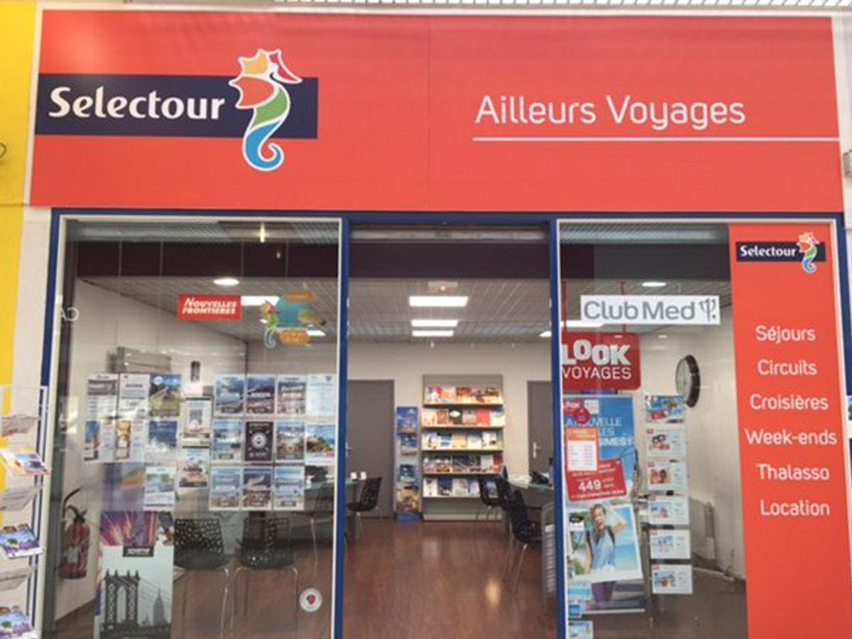 Ailleurs Voyages Selectour A Beynost 01700 Centre Commercial Leclerc Adresse Horaires Telephone 118000 Fr