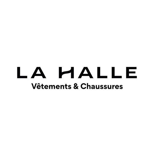 La Halle chaussures (détail)