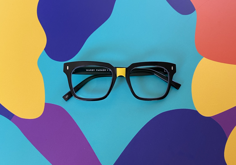 I am OTHER x Warby Parker