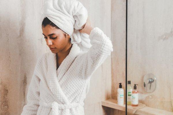 Secar lavar pelo