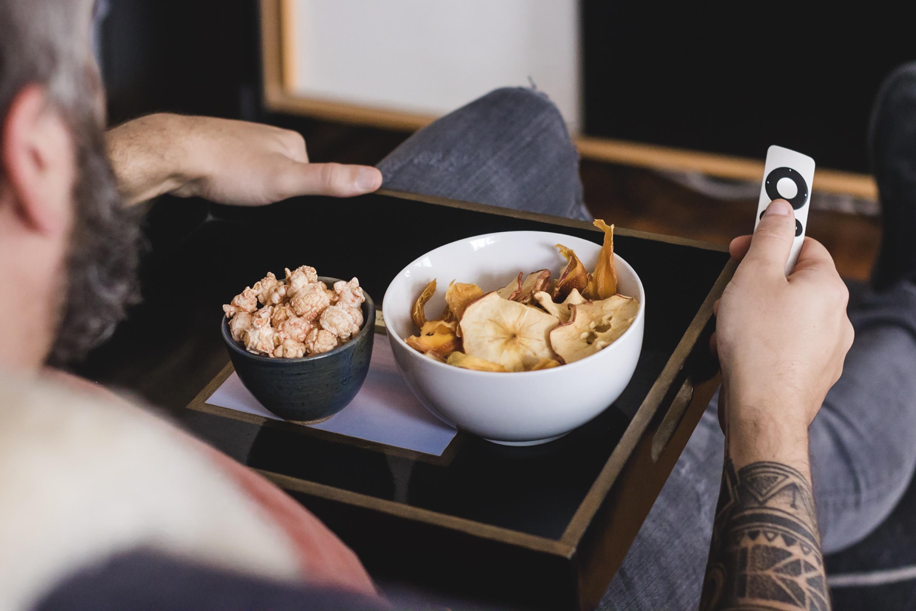 Snacks fáciles y deliciosos