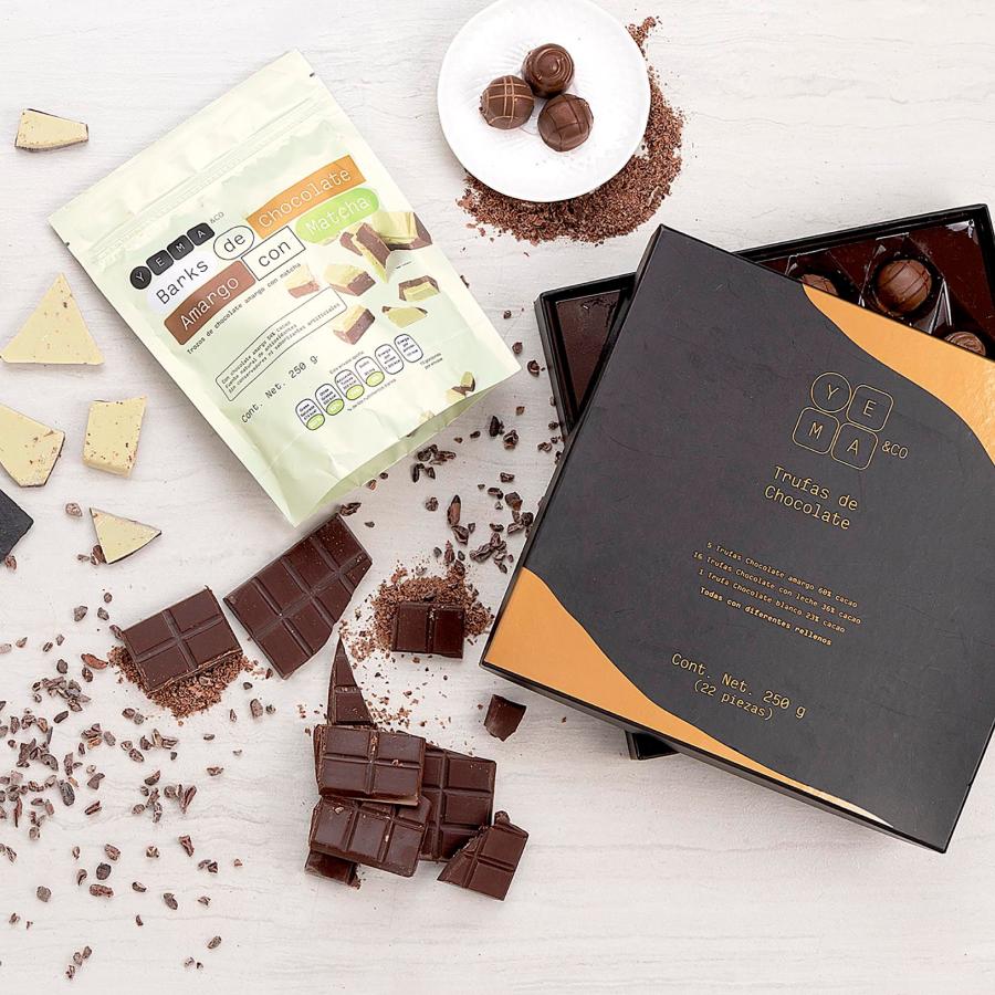 El paraíso del chocolate 🍫