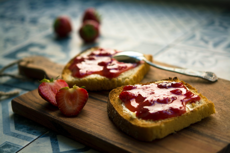 Mermeladas naturales, altas en fruta y bajas en calorías