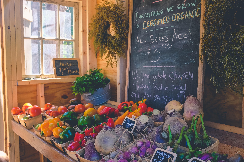 3 razones para consumir alimentos con certificación orgánica si vives en México