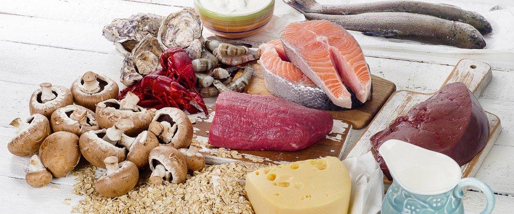 B vitamini içeren gıdalar