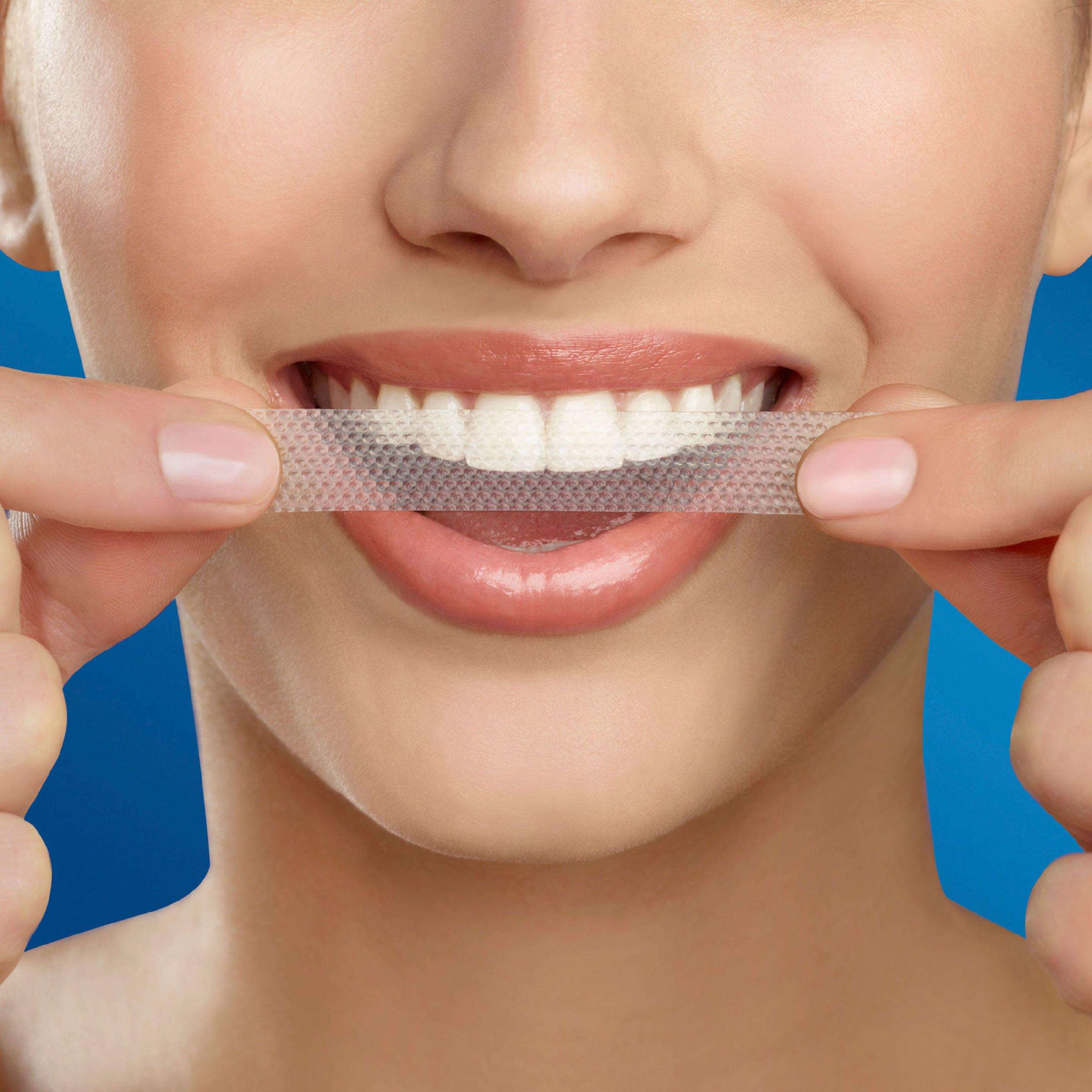 Crest 3D Whitestrip: 1 Saatte Diş Beyazlatan Bantlar