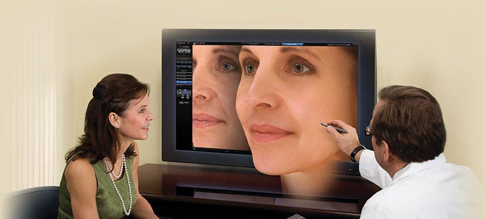 Burun Estetiği 3D görüntüleme programı