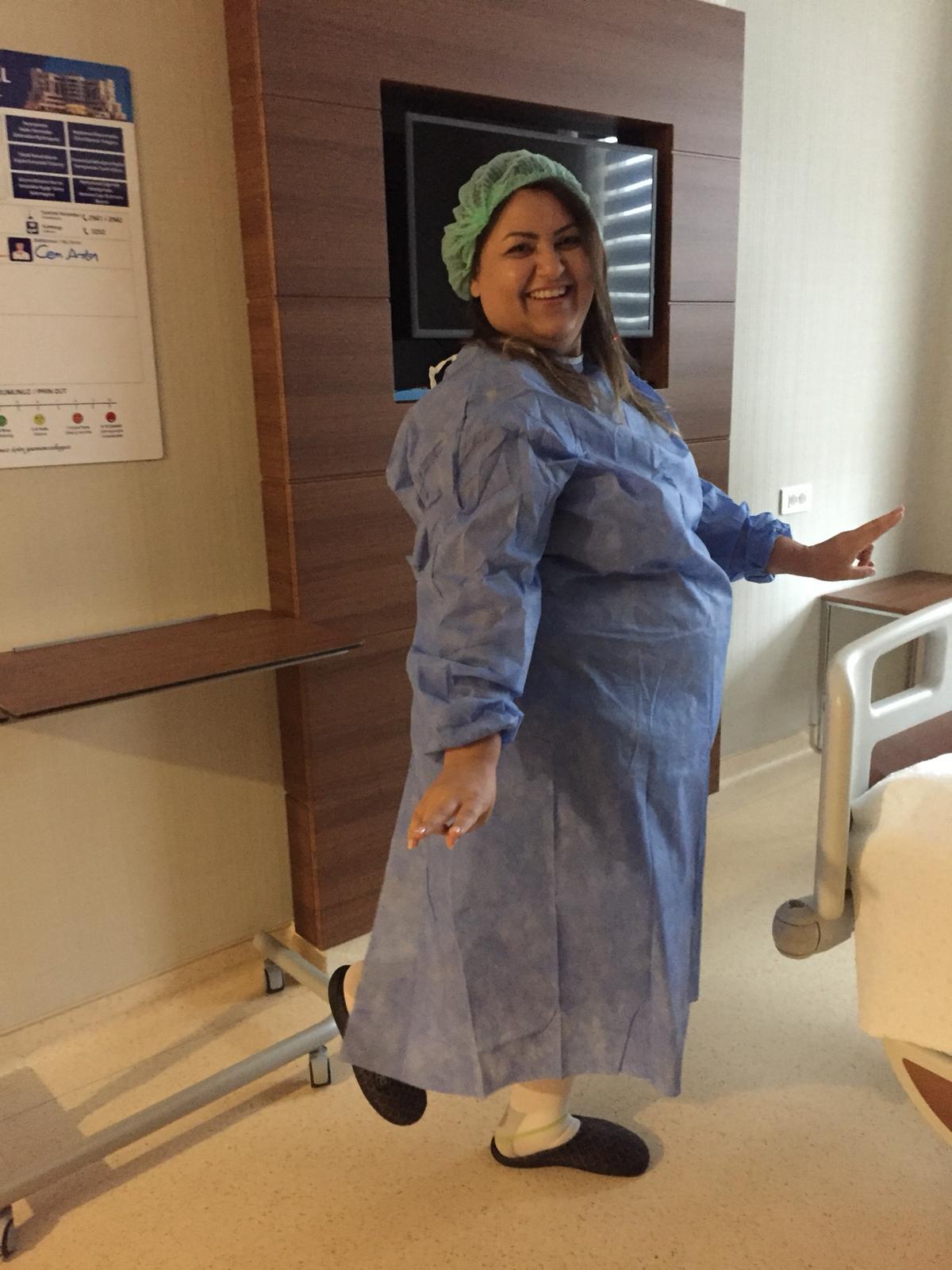 Mide küçültme ameliyatı serüvenim, doktorumu Yeniben.com'dan buldum :)