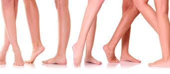 ayak estetiği