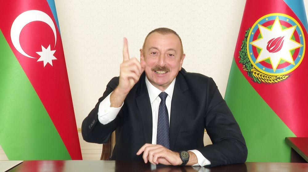 Prezident İlham Əliyev: Nə oldu, Paşinyan?