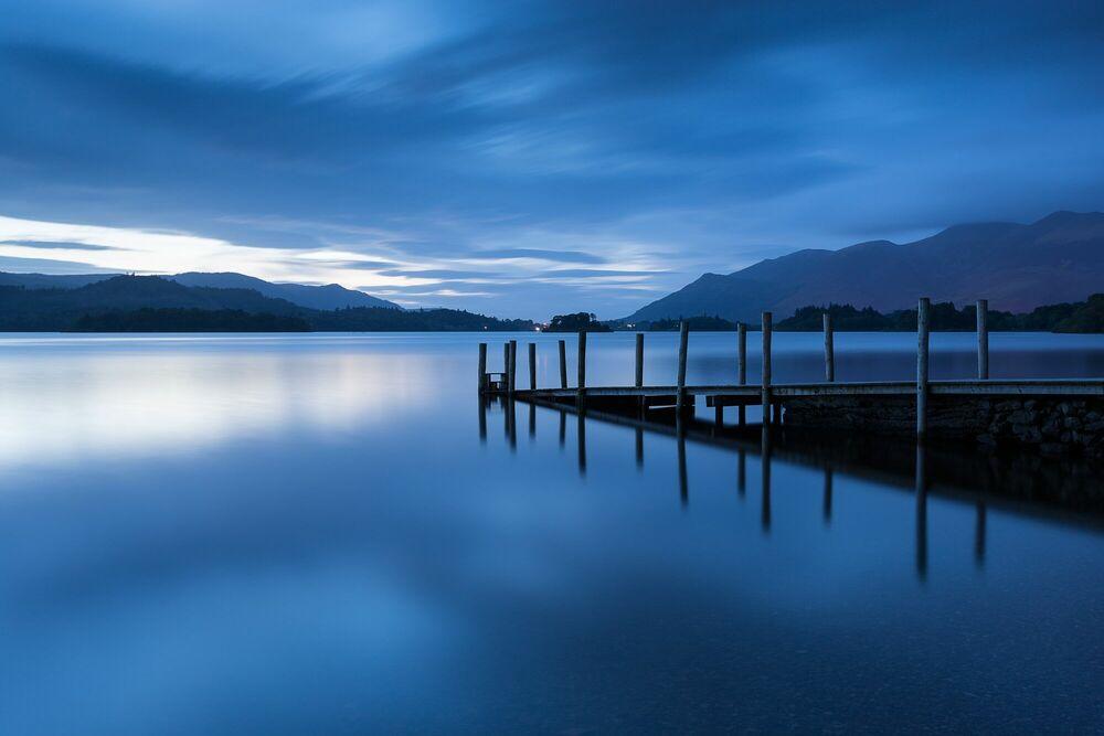 Photographie Derwent Blues - ADAM BURTON - Tableau photo