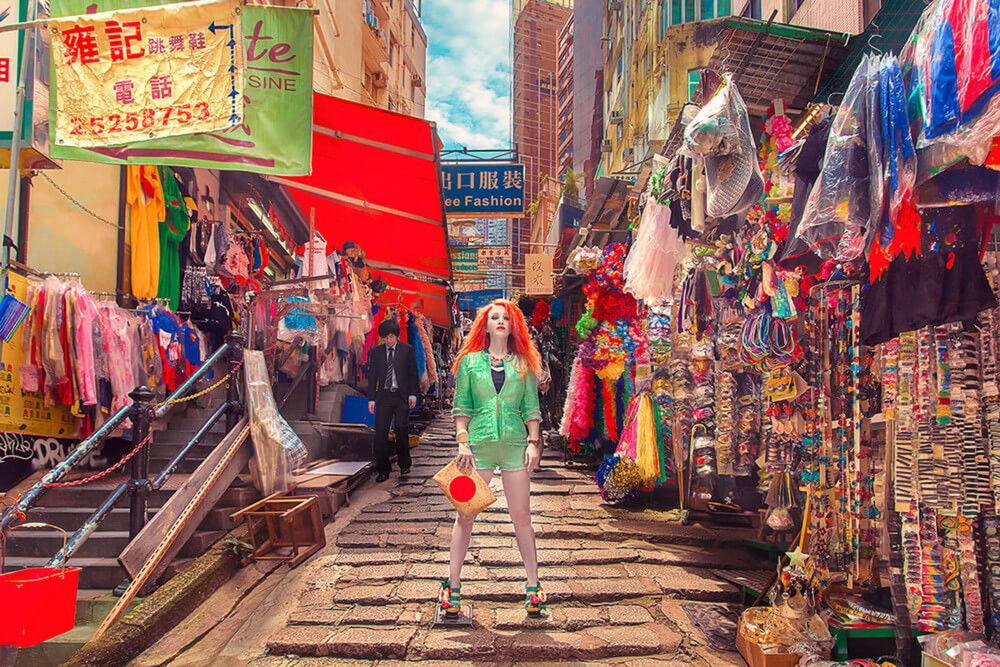 Fotografie I LIVE FASHION II - AKIF HAKAN CELEBI - Bildermalerei