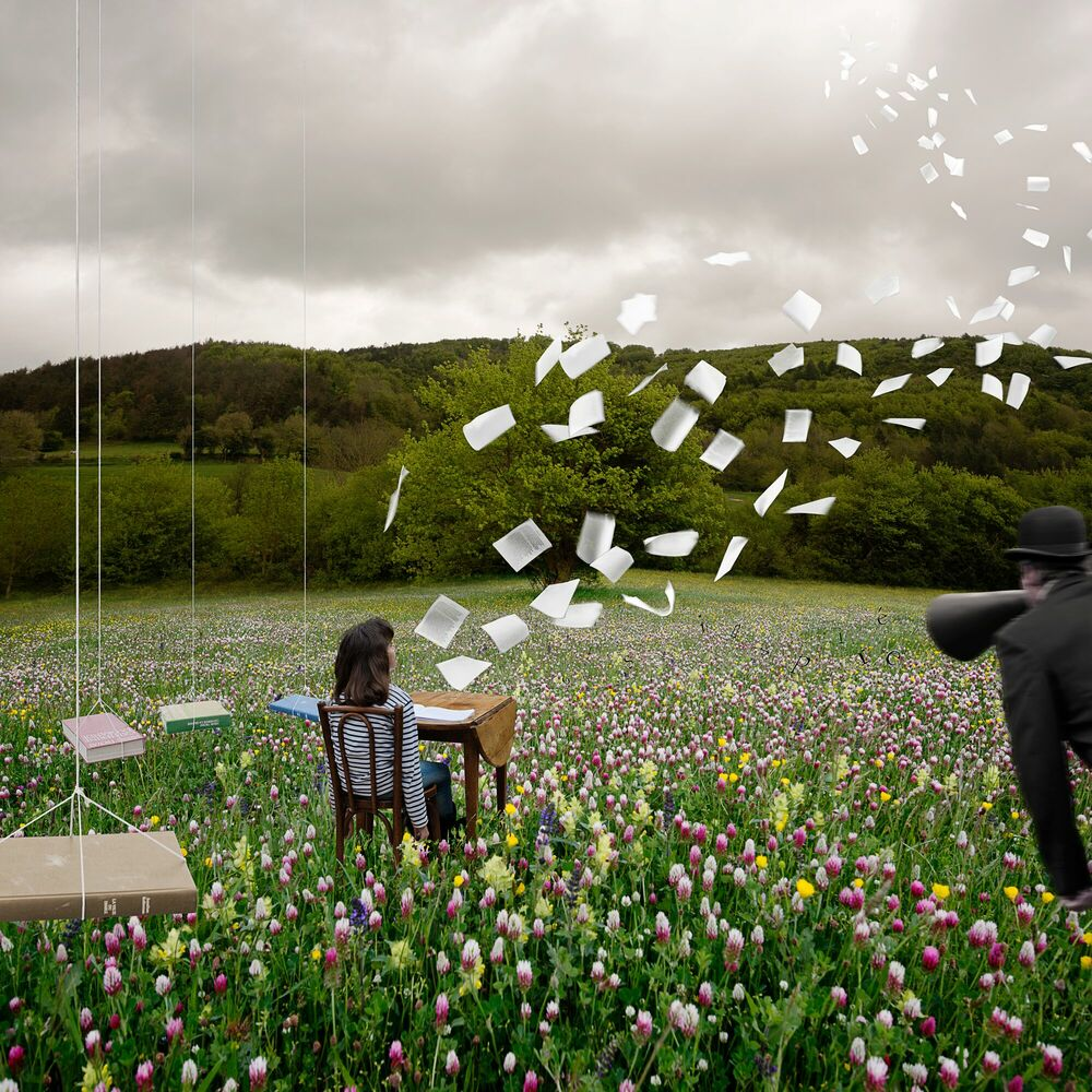 Fotografía Be Inspired - ALASTAIR MAGNALDO - Cuadro de pintura