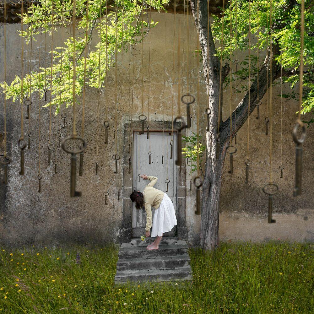 Fotografie La clef - ALASTAIR MAGNALDO - Bildermalerei