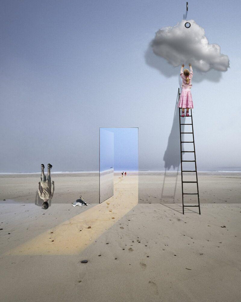 Photograph LA DÉCORATRICE - ALASTAIR MAGNALDO - Picture painting