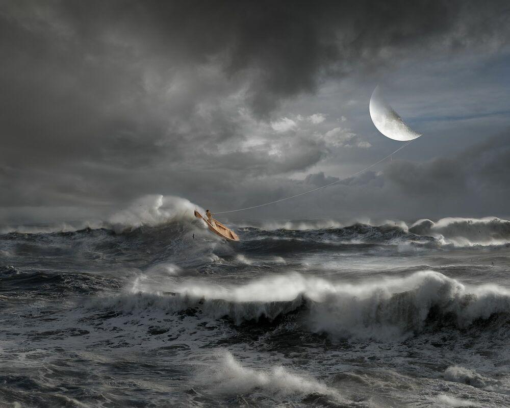 Fotografia Moonrise - ALASTAIR MAGNALDO - Pittura di immagini