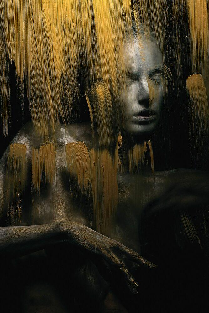 Fotografía DANAE 1 - ALESSANDRO RISULEO - Cuadro de pintura