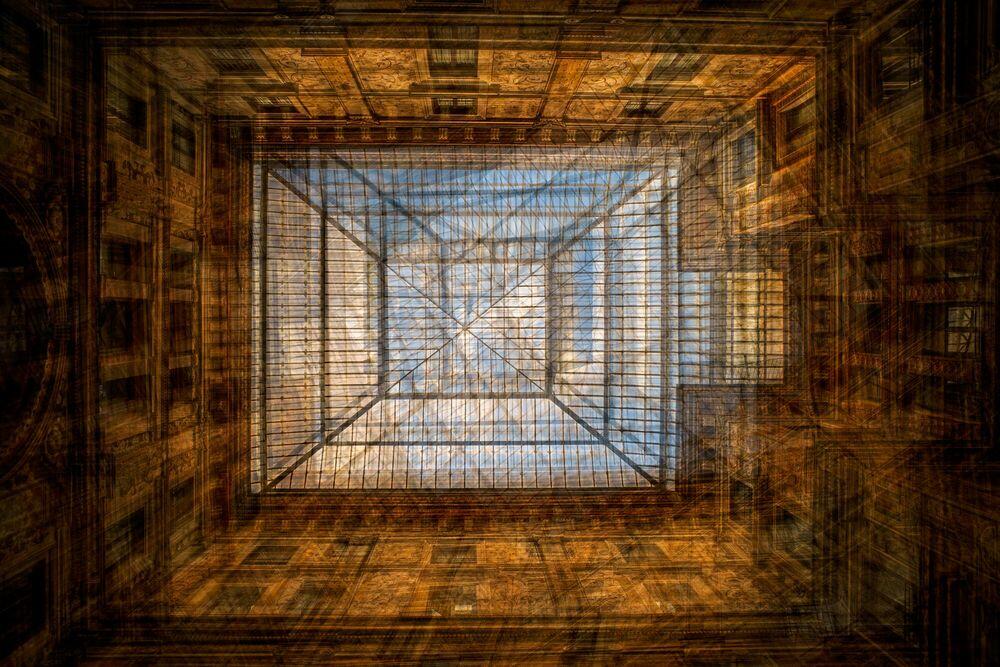 Photograph Palazzo Sciarra - Alessio Trerotoli - Picture painting