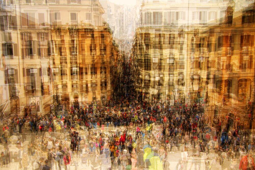 Photograph Piazza di Spagna - Alessio Trerotoli - Picture painting