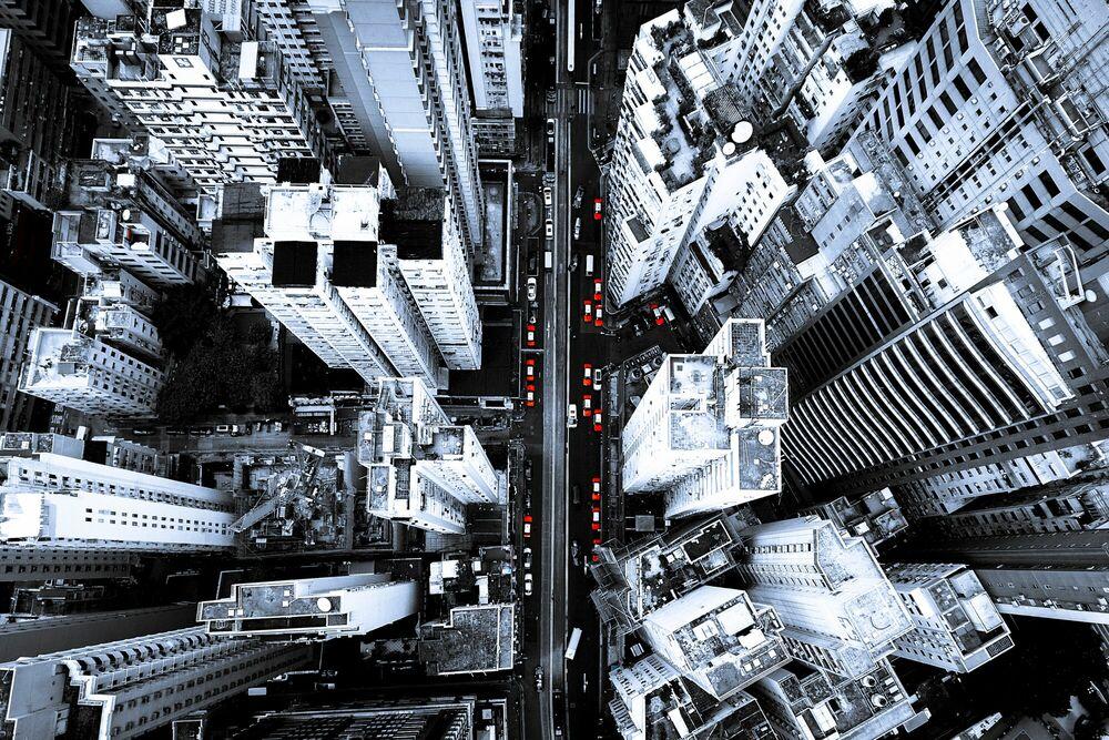 Fotografia RECTANGLE - ALEX REYVAL - Pittura di immagini