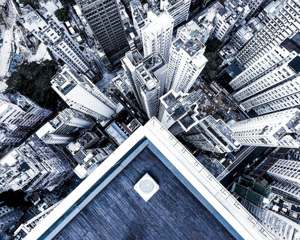 Fotografia TRIANGLE - ALEX REYVAL - Pittura di immagini