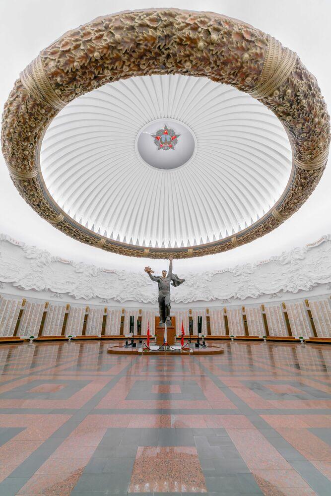 Photographie HALL OF GLORY - ALEXEY KOZHENKOV - Tableau photo
