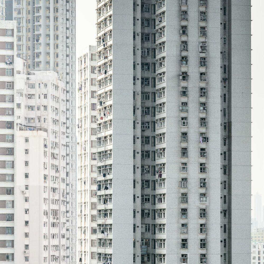 Fotografia HONG KONG GRADIENTS - ALEXEY KOZHENKOV - Pittura di immagini