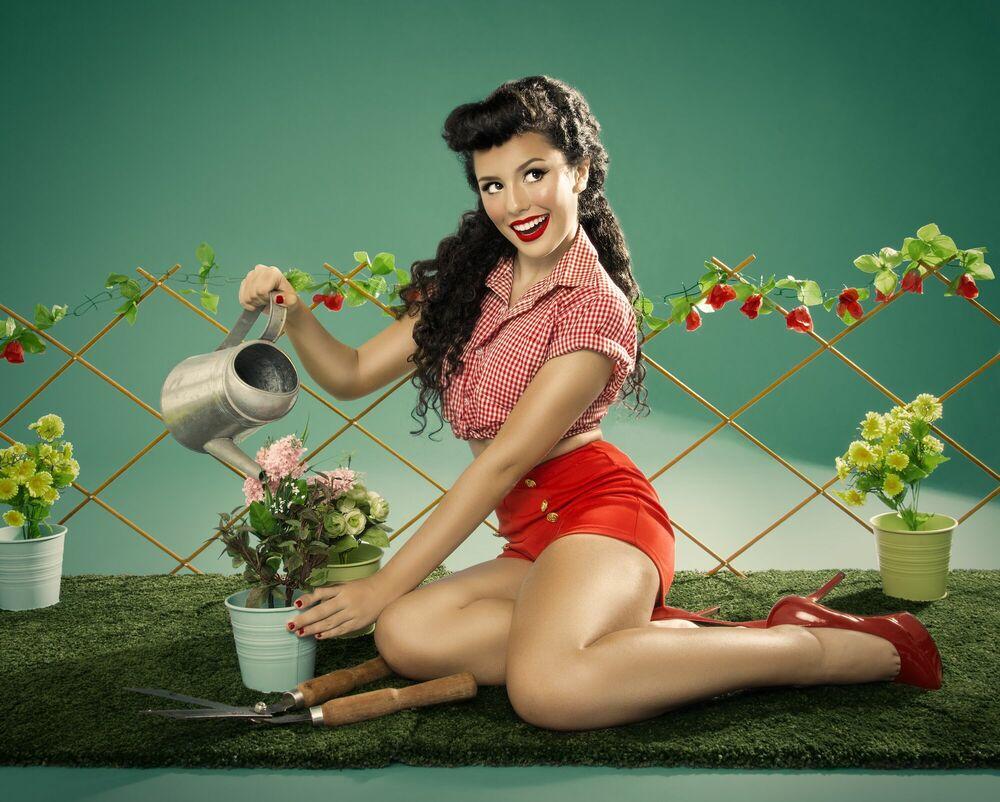 Fotografie JARDINERA - ALINA VARGAS - Bildermalerei