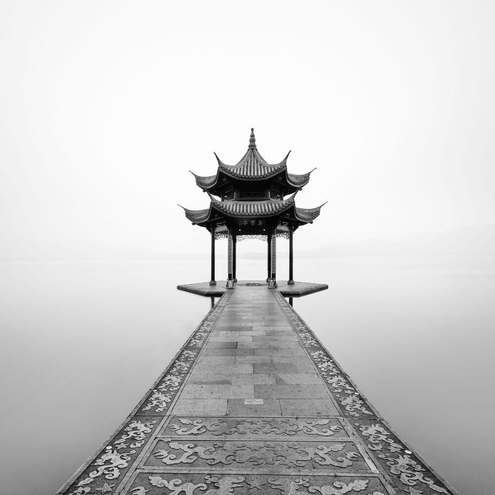 Fotografia THE FLOATING SHRINE - ALMA  - Pittura di immagini