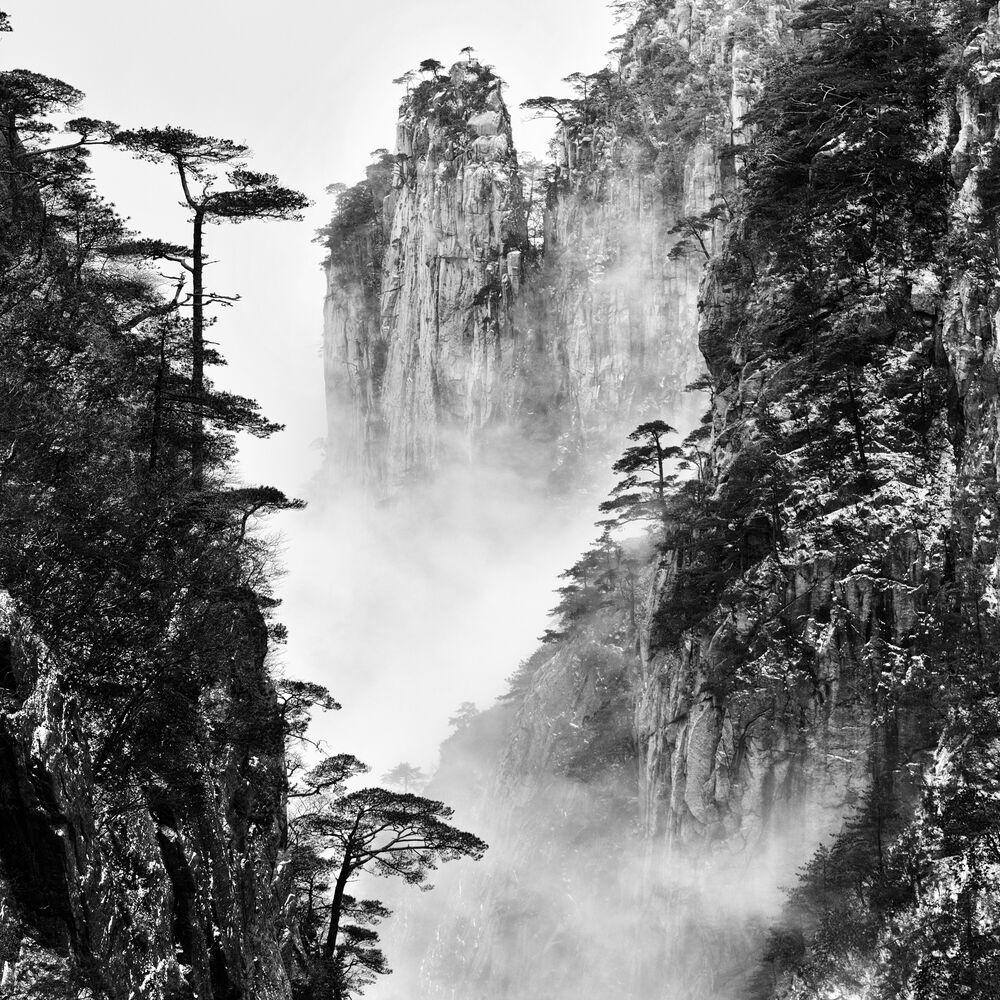 Fotografie Yellow mountain study #1 - ALMA  - Bildermalerei