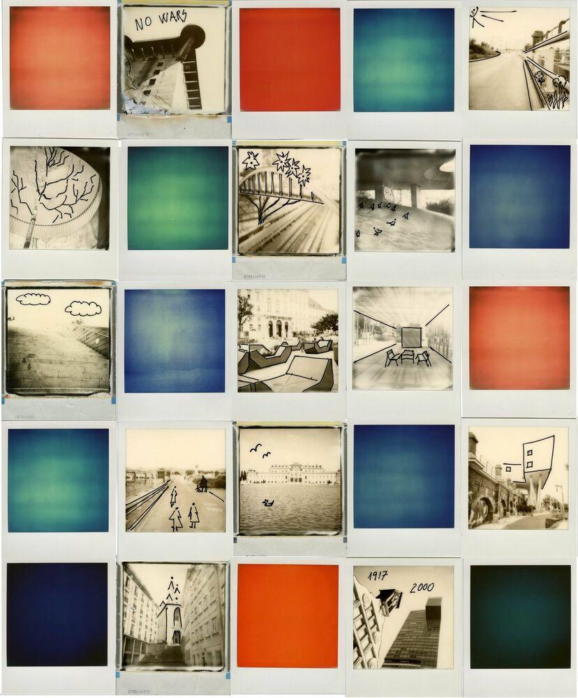 Fotografia VIENNA - ANDREA EHRENREICH - Pittura di immagini