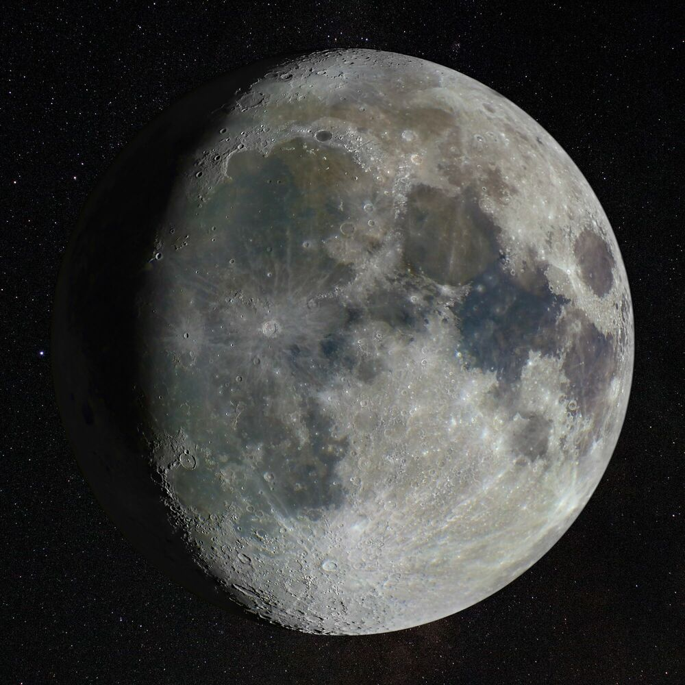 Photographie WAXING GIBBOUS - ANDREW MCCARTHY - Tableau photo