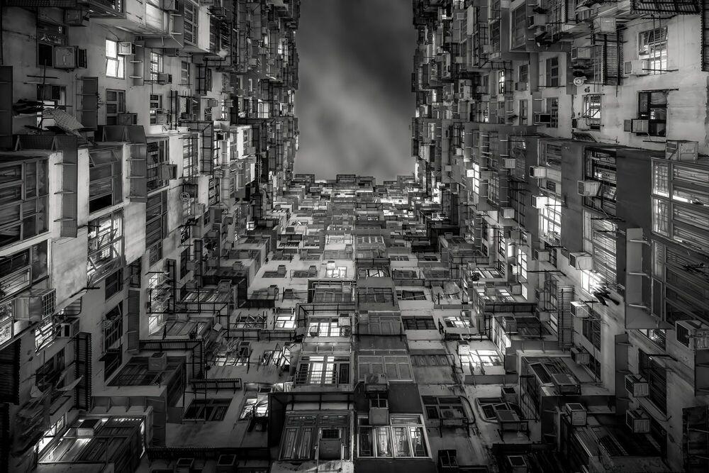 Fotografie COMPACT CITY 03 - ANDY YEUNG - Bildermalerei