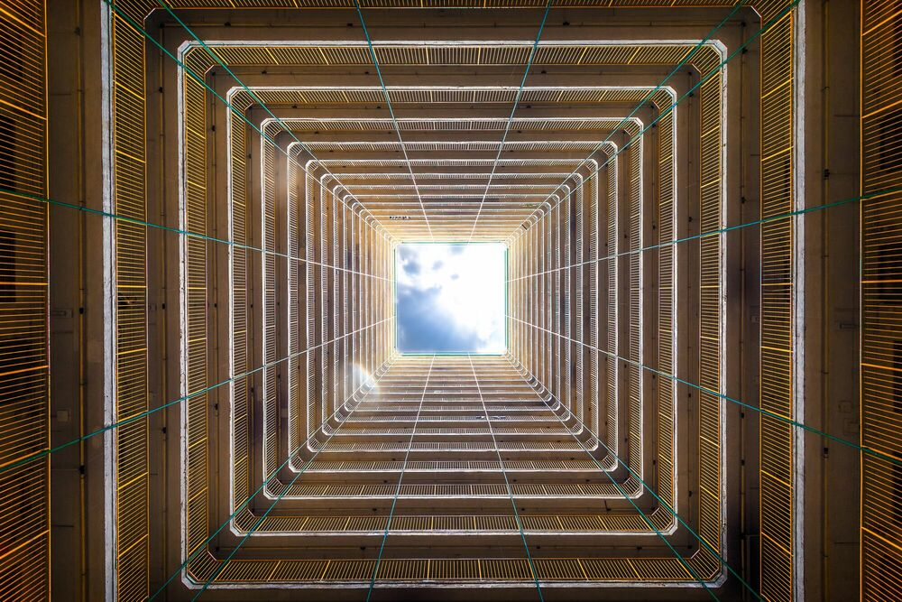 Photographie Trapped - ANDY YEUNG - Tableau photo