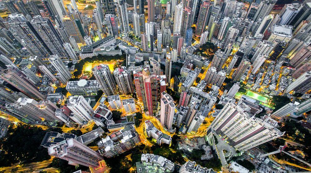 Fotografie Urban jungle 04 - ANDY YEUNG - Bildermalerei