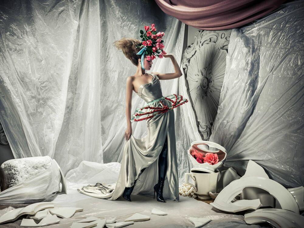 Fotografia Playspace I -  AORTA - Pittura di immagini