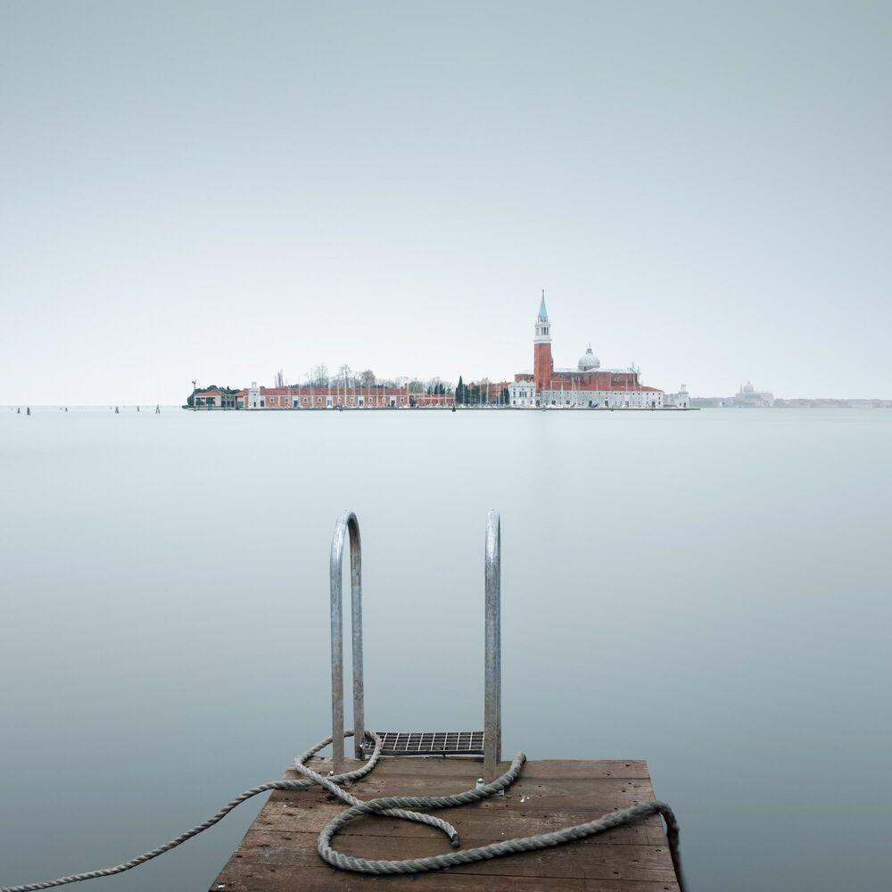 Fotografie Frozen Venice - ARNAUD BATHIARD - Bildermalerei