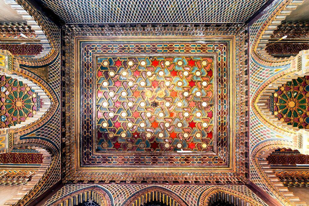 Photographie Kaleidoscope Mauresque - AURELIEN VILLETTE - Tableau photo