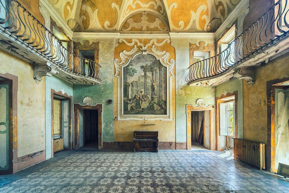 Photographie Villa Arioso - AURELIEN VILLETTE - Tableau photo