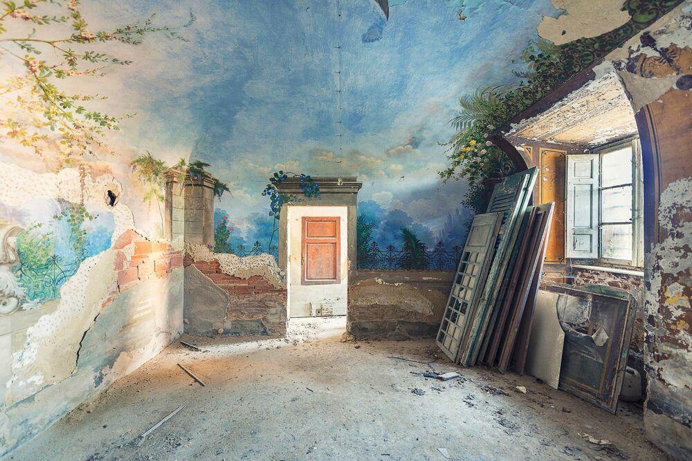 Photographie Villa Tiepolo - AURELIEN VILLETTE - Tableau photo