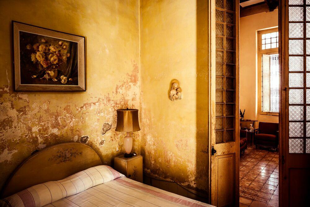 Fotografia Dormitorio casa Jeronimo - BERNHARD HARTMANN - Pittura di immagini