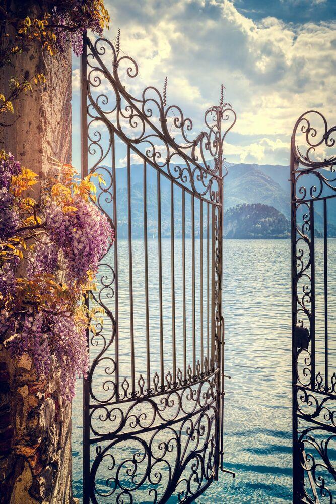 Fotografie HEAVENS GATE I - BERNHARD HARTMANN - Bildermalerei