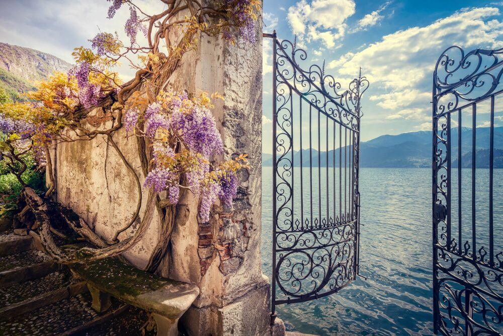 Fotografia HEAVENS GATE III - BERNHARD HARTMANN - Pittura di immagini