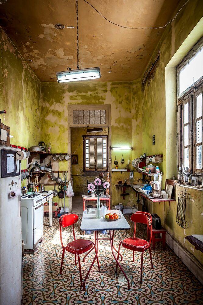 Fotografie La cucina - BERNHARD HARTMANN - Bildermalerei
